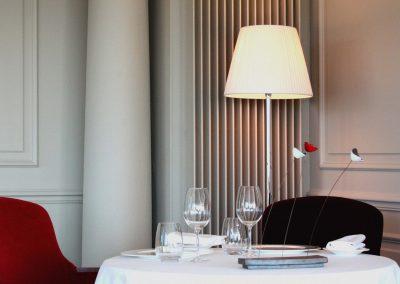 Le Candille Restaurant, Mougins