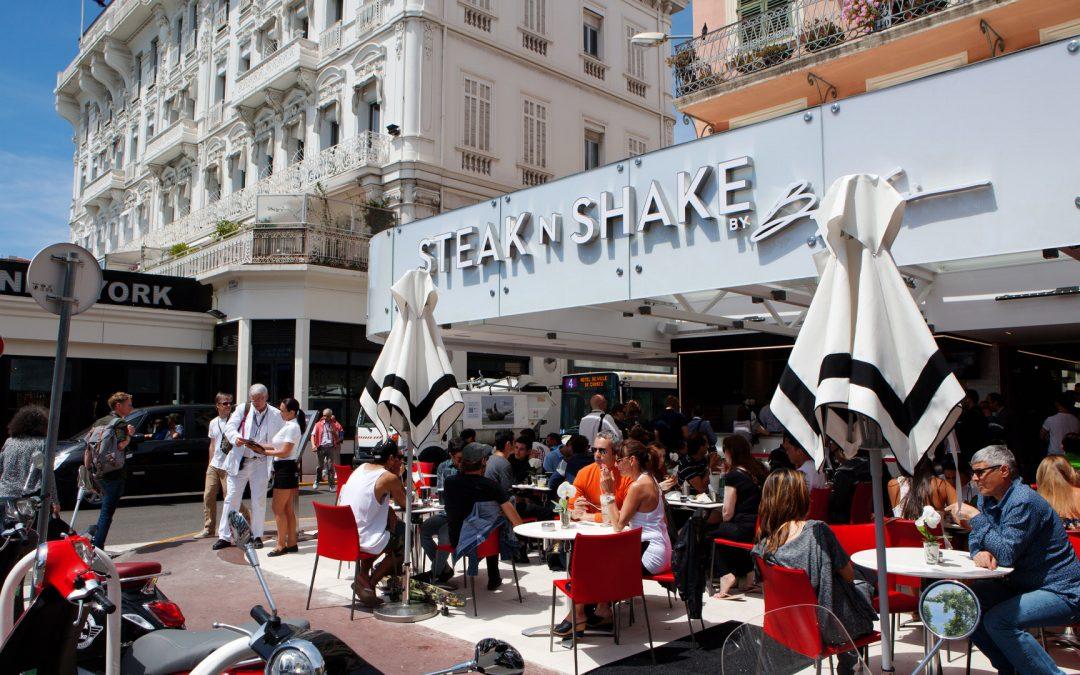 Steak 'n' Shake, Cannes