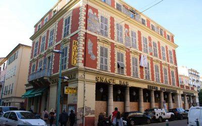 Hôtel Les Arcades, Menton