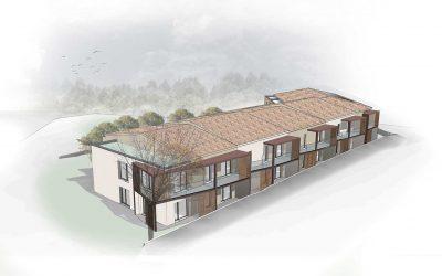 Residential Development, Châteauneuf