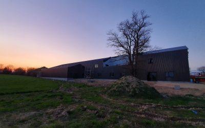 Atelier et Bureaux de Menuiserie, Chaveyriat